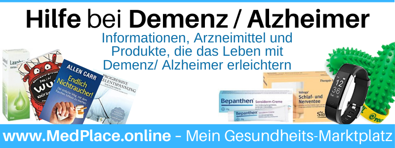 dd69560435 Demenz / Alzheimer • DeutschesGesundheitsPortal